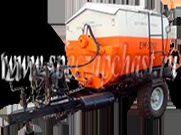 Рециклер, асфальтный мини завод